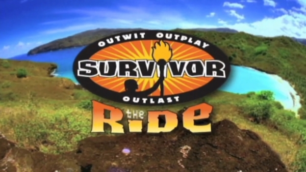 Survivor The Ride - TV:30